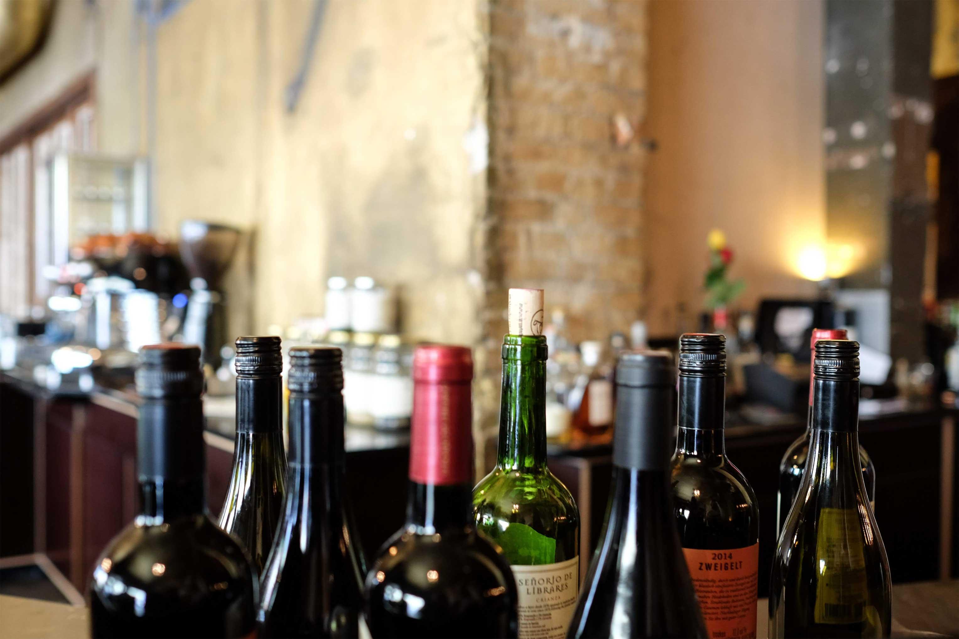 Wine by Cork & Cart